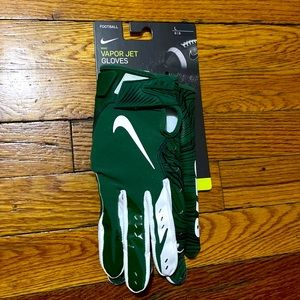 Nike Vapor Jet NFL NY Jets Gloves Men's CK2865 327